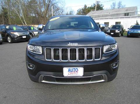 2014 Jeep Grand Cherokee for sale in Middleton, MA