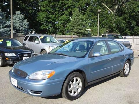 2007 Ford Taurus 112547 Miles & Auto Choice of Middleton - Used Cars - Middleton MA Dealer markmcfarlin.com