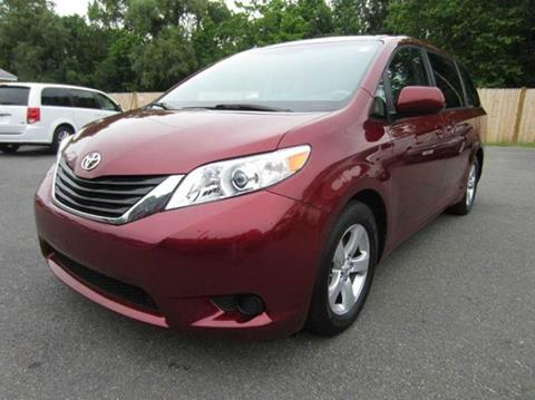 2012 Toyota Sienna for sale in Middleton, MA