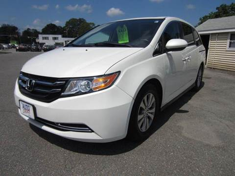 2014 Honda Odyssey for sale in Middleton, MA