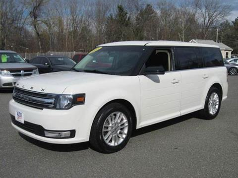 2013 Ford Flex for sale in Middleton, MA