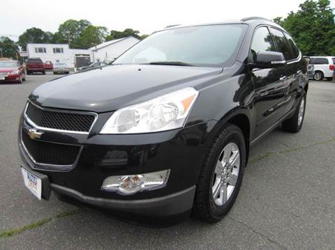 2011 Chevrolet Traverse for sale in Middleton, MA