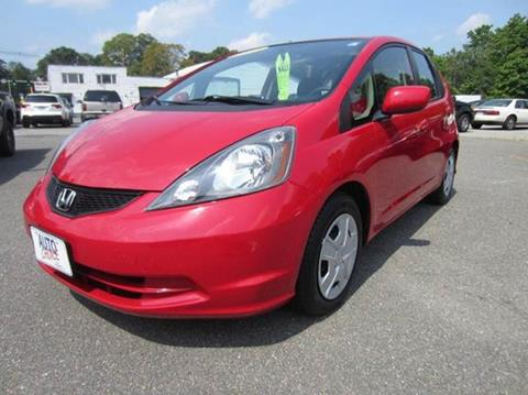 2013 Honda Fit for sale in Middleton, MA