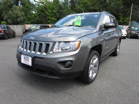 2012 Jeep Compass for sale in Middleton, MA