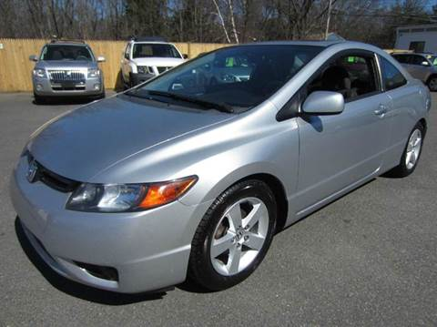 2007 honda civic for sale massachusetts