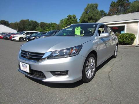 2015 Honda Accord for sale in Middleton, MA