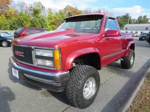 1990 GMC Sierra 1500 for sale in Middleton, MA
