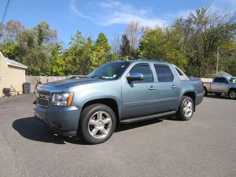 2012 Chevrolet Avalanche for sale in Middleton, MA