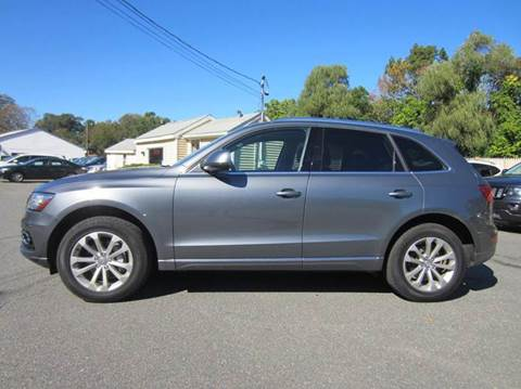 2014 Audi Q5 for sale in Middleton, MA