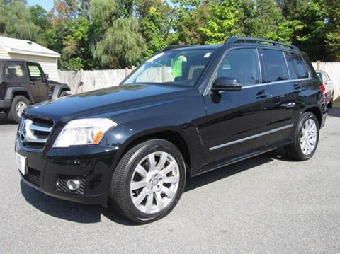 2011 Mercedes-Benz GLK for sale in Middleton, MA