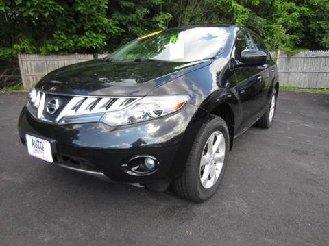 2009 Nissan Murano for sale in Middleton, MA