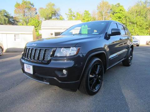 2012 Jeep Grand Cherokee for sale in Middleton, MA