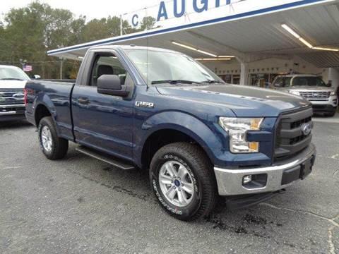 Mclaughlin Ford Used Cars Sumter Sc Dealer