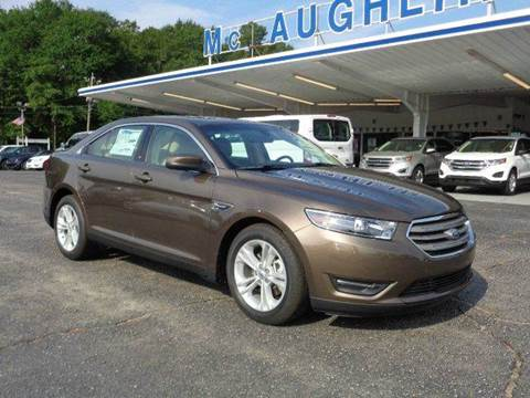 2016 Ford Taurus for sale in Sumter, SC