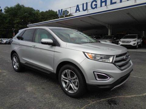 Jones Buick Sumter >> Ford Edge For Sale Sumter, SC - Carsforsale.com