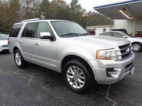 2017 Ford Expedition for sale in Sumter, SC
