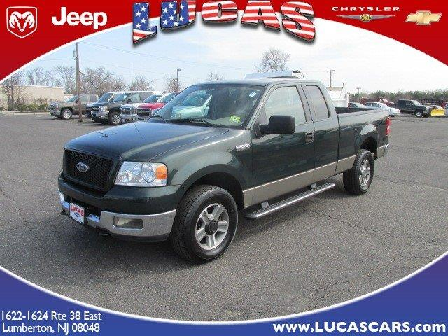 Used 2005 Ford F 150 For Sale