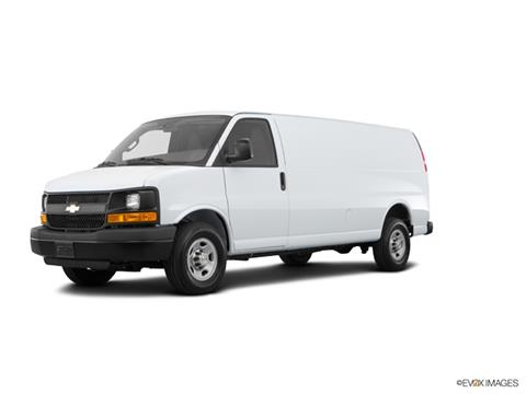 2017 Chevrolet Express Cargo for sale in East Rutherford, NJ
