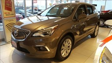 2016 Buick Envision for sale in East Rutherford, NJ
