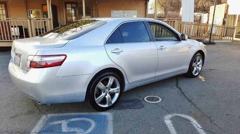 2008 toyota camry hybrid base 4dr sedan in roseville ca auto depot. Black Bedroom Furniture Sets. Home Design Ideas
