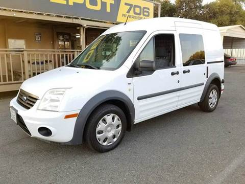 2012 Ford Transit Connect for sale in Roseville, CA