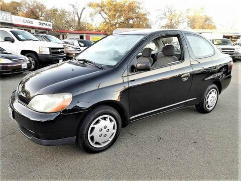 2001 Toyota ECHO for sale in Roseville, CA