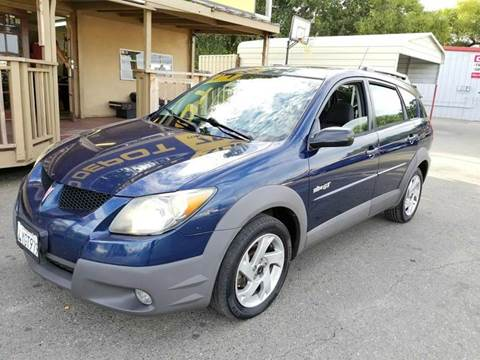 2003 Pontiac Vibe for sale in Roseville, CA