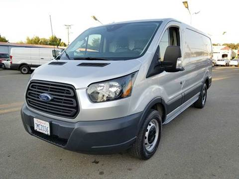 2015 Ford Transit Cargo for sale in Roseville, CA
