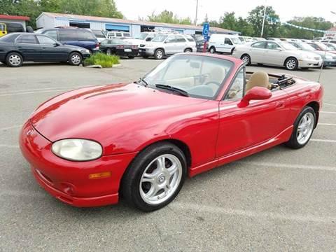 2000 Mazda MX-5 Miata for sale in Roseville, CA
