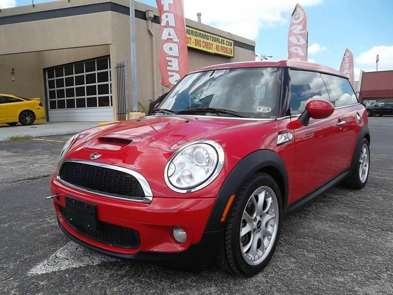 Mini cooper clubman for sale in texas for Austin rising fast motor cars