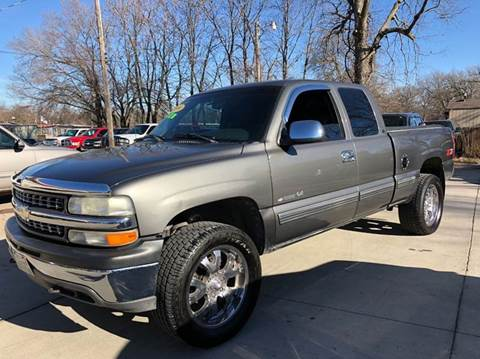 used 1999 chevrolet silverado 1500 for sale in iowa. Black Bedroom Furniture Sets. Home Design Ideas