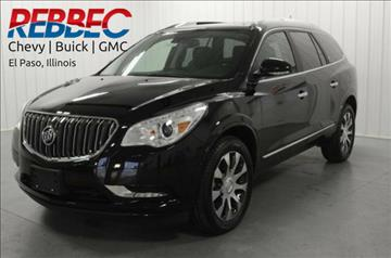 2017 Buick Enclave for sale in El Paso, IL