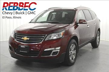 2017 Chevrolet Traverse for sale in El Paso, IL