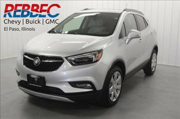 2017 Buick Encore for sale in El Paso, IL