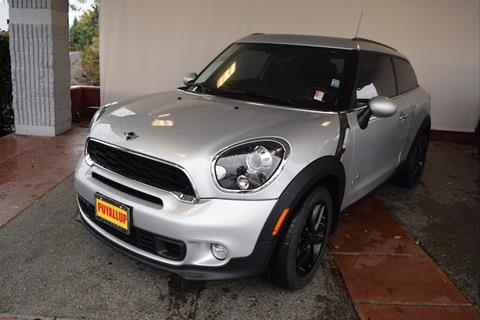 2013 MINI Paceman for sale in Puyallup, WA