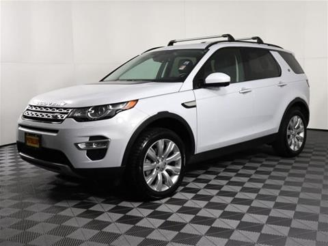 2016 Land Rover Discovery Sport for sale in Puyallup, WA
