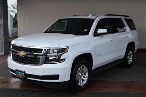 2018 Chevrolet Tahoe for sale in Puyallup, WA