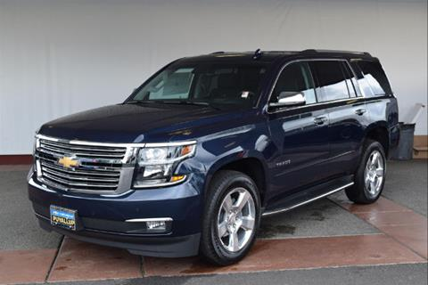 2017 Chevrolet Tahoe for sale in Puyallup, WA