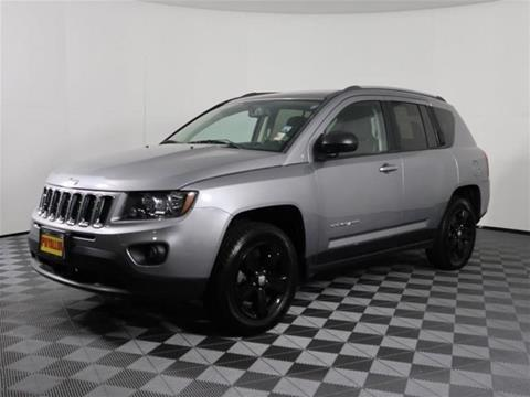 2016 Jeep Compass for sale in Puyallup, WA