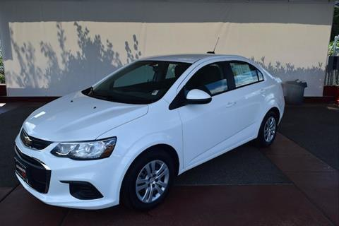 2017 Chevrolet Sonic for sale in Puyallup, WA