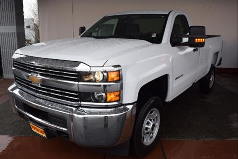2017 Chevrolet Silverado 2500HD for sale in Puyallup, WA