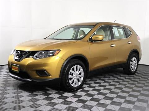 2015 Nissan Rogue for sale in Puyallup, WA