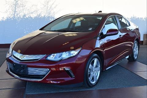 2017 Chevrolet Volt for sale in Puyallup, WA
