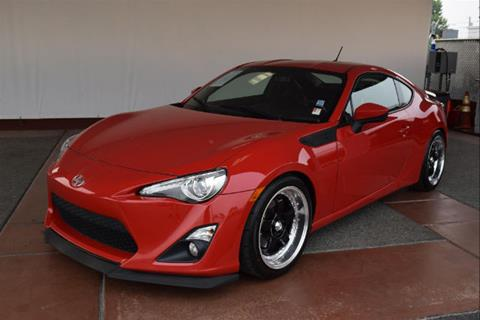 2014 Scion FR-S for sale in Puyallup, WA