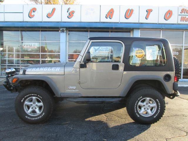 2006 Jeep Wrangler for sale in Toledo OH