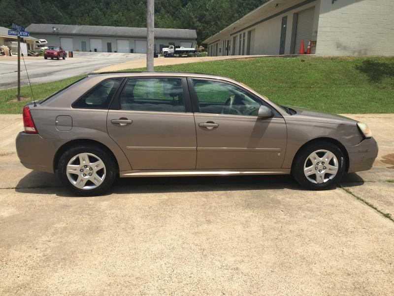 2007 chevrolet malibu maxx lt 4dr hatchback in ringgold ga. Black Bedroom Furniture Sets. Home Design Ideas