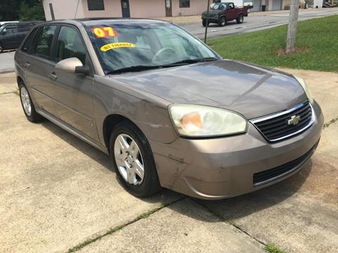 2007 Chevrolet Malibu Maxx for sale in Ringgold, GA