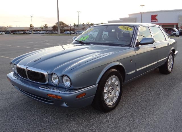 Used 2002 Jaguar Xj8 For Sale