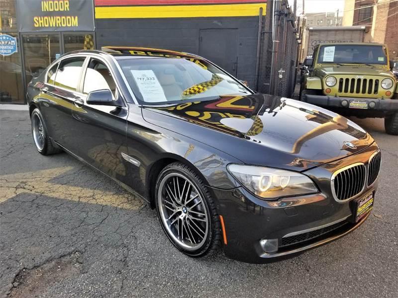 BMW Series For Sale In Newark NJ Carsforsalecom - 2009 bmw 745li for sale