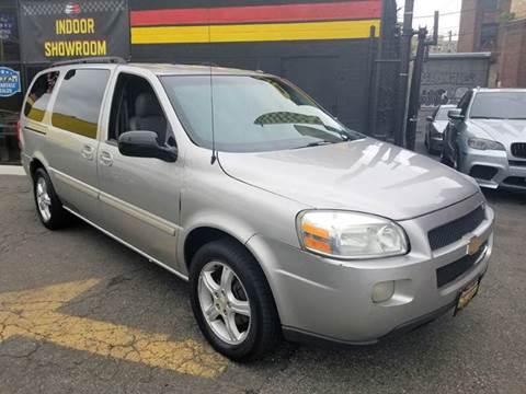 2005 Chevrolet Uplander for sale in Newark NJ